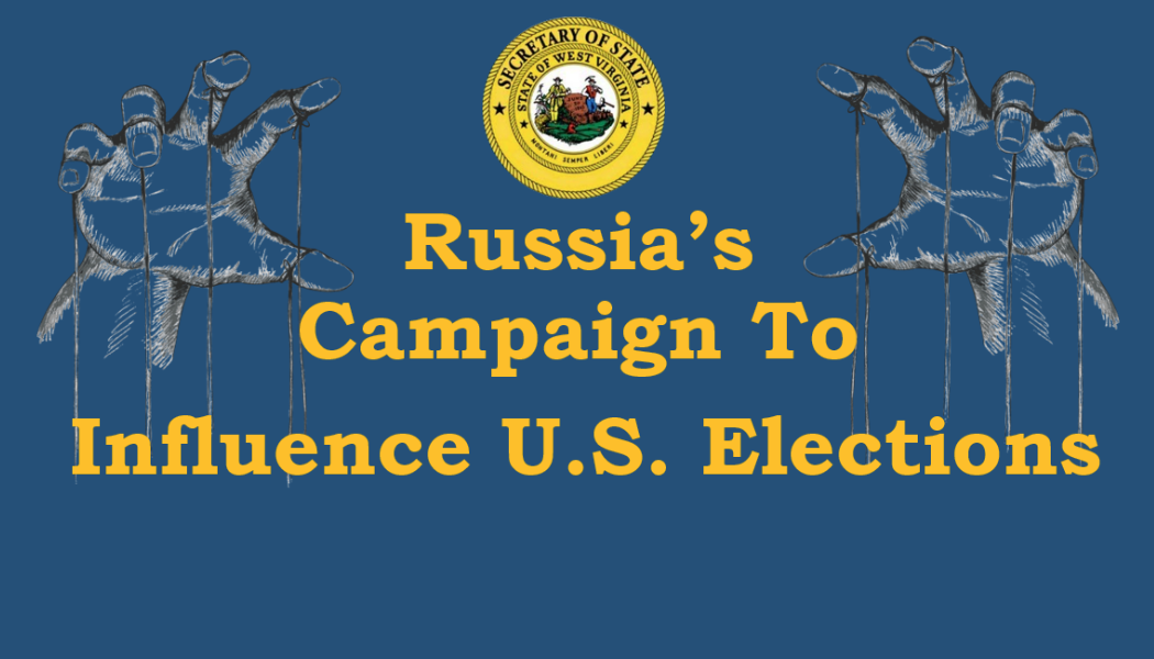 Russia's Campaign to Influence U. S. Elections